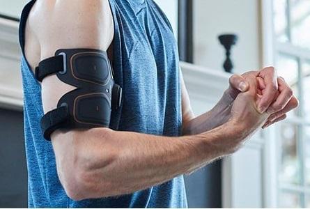 腕を集中的に鍛える