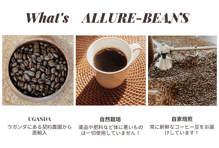 自然栽培コーヒーお得用500g
